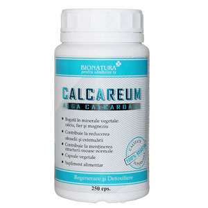 Calcareum 600mg