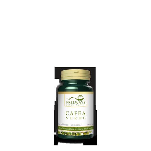 Cafea Verde - 90 cps