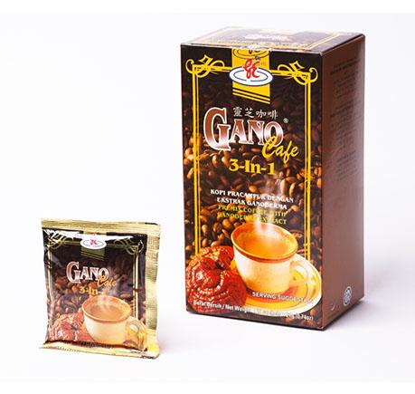 Gano Cafe 3-In-1