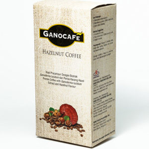 Gano Cafe Hazelnut