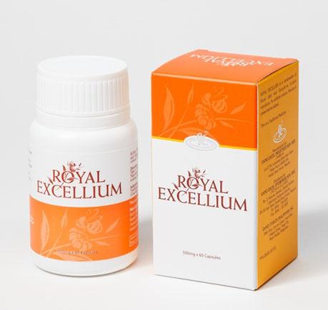 Royal Excellium 60 capsule