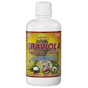 GRAVIOLA FORTE DYNAMIC HEALTH 946 ml